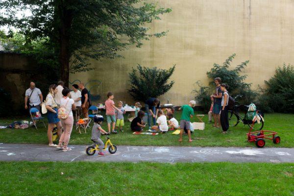Projekt Zunaj: podprli bomo 15 pobud za boljši javni prostor