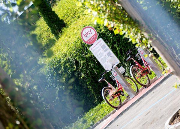 Mesta mestom: Sistem izposoje koles Bicy v Velenju