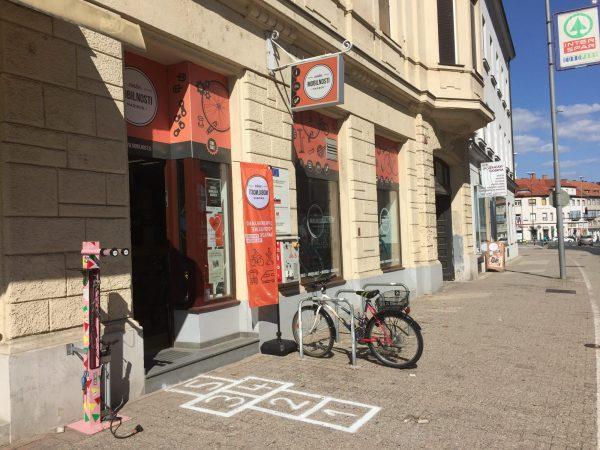 Mesta mestom: Center mobilnosti Maribor