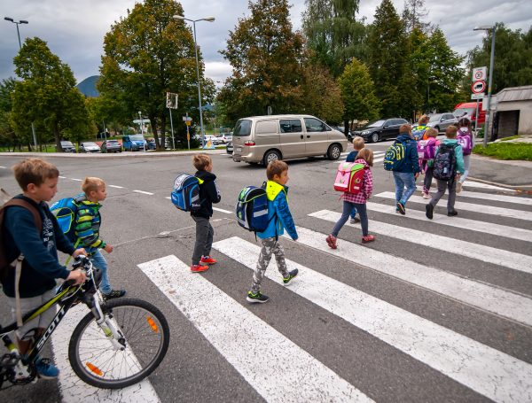 Omogočimo otrokom aktivno pot v šolo!