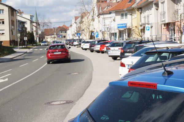 Mesta mestom: Parkirna politika Trebnje