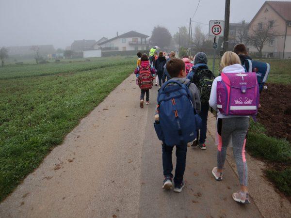 [Vabilo za šole in občine] Usposabljanje za izvajanje Pešbusa in Bicivlaka