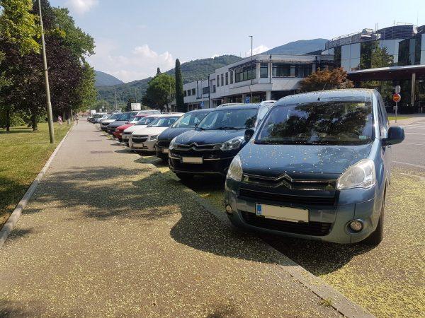 Parkirna politika Mestne občina Nova Gorica