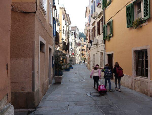 Učenci v občini Piran želijo hoditi v šolo samostojno in aktivno