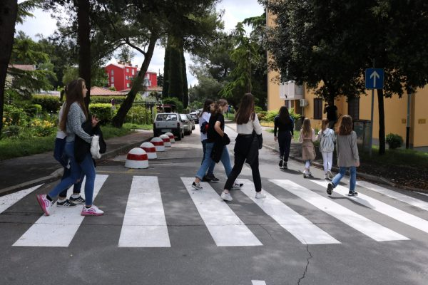 Mobilnost in zdravje – peš se daleč pride!